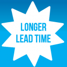 Longer Lead Time Promotional Products
