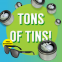 Tons of Tins! FREE GIVEAWAY