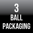 3 Ball Packaging Promotional Products
